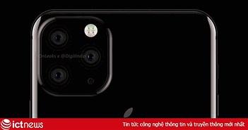Có phải CEO Foxconn vừa vô tình tiết lộ iPhone 11?