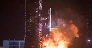 Trung Quốc đưa một vệ tinh Bắc Đẩu mới lên quỹ đạo Trái Đất