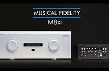"Musical Fidelity M8xi – Superampli 550W, chuyên ""xử lý"" loa lớn, chứa 2 monoblock và 1 DAC"