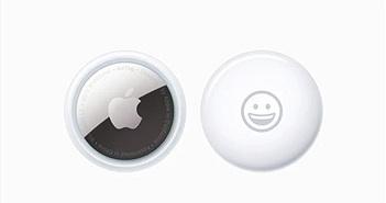 Apple công bố AirTag để theo dõi đồ vật, giá 29 USD