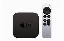 Apple công bố Apple TV 4K mới: A12 Bionic, giá 179 USD