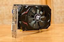 Đánh giá card đồ họa PowerColor Radeon R7 250 OC, giá mềm cho cấu hình phổ thông