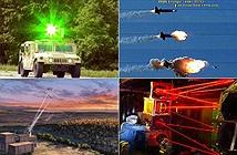 """Quân đội Mỹ """"vô đối"""" trong lĩnh vực vũ khí laser"""