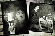 Giải mã các bức ảnh ma bí ẩn