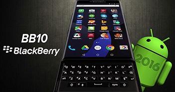 BlackBerry Việt Nam vẫn hỗ trợ hệ điều hành di động BB10