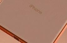 Ngắm iPhone X bản ngập trong vàng, đẳng cấp vẫn là mãi mãi