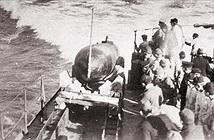 Tàu ngầm Kaiten: Đòn đánh cuối cùng của Hải quân phát xít Nhật