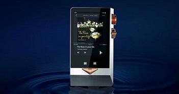Cayin ra mắt máy nghe nhạc đầu bảng mới N8