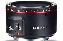 """Yongnuo ra mắt ống kính 50mm f1.8 II: """"siêu bokeh"""""""