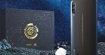Ra mắt smartphone chơi game Vivo IQOO Space Knight