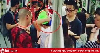 3 thanh niên xộ khám vì làm video prank bằng cách hét lên 'CÓ MÌN!' trong tàu điện ngầm