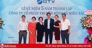 DTV sẽ mở rộng phủ sóng truyền hình số tại 6 tỉnh khu vực Bắc Trung Bộ