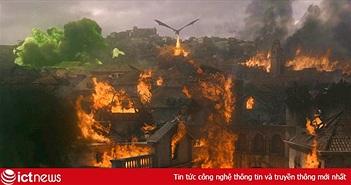 Fan Trung Quốc chưa được xem tập cuối Game of Thrones vì chiến tranh thương mại?