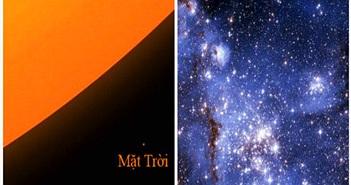 Kinh ngạc ngôi sao cực nhẹ, lớn hơn Mặt trời 2.000 lần