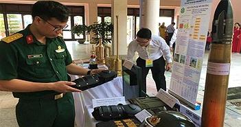 Vật liệu sản xuất áo phao chống đạn của Việt Nam
