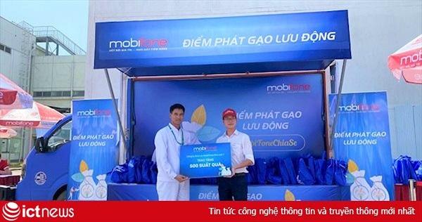 """MobiFone khởi động chiến dịch """"Chia sẻ"""" nỗ lực đẩy mạnh sản xuất kinh doanh sau mùa dịch Covid"""