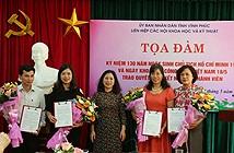 Vĩnh Phúc: Tọa đàm Kỷ niệm ngày Khoa học công nghệ Việt Nam