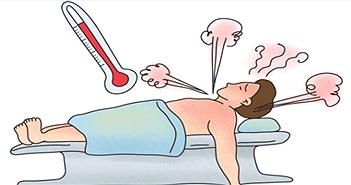 Mối quan hệ giữa tăng thân nhiệt và sức khỏe