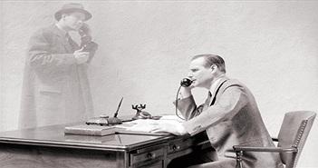Phát minh điện thoại trò chuyện với hồn ma của Thomas Edison