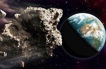 Thiên thạch lớn bằng ngọn núi đang tiến đến gần Trái đất