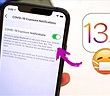 Apple phát hành iOS 13.5 và iPadOS 13.5 có riêng tính năng dành cho Covid-19