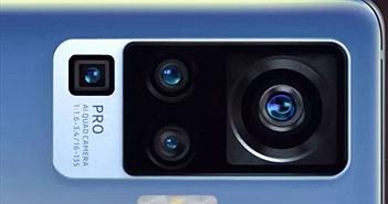 Flagship mới Vivo X50 sẽ trang bị camera siêu khổng lồ, công nghệ chống rung như gimbal