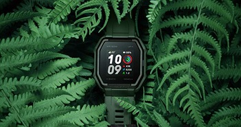 Xiaomi Amazfit Ares ra mắt: 70 chế độ thể thao, giá 70 USD