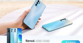 OPPO Reno6, Reno6 Pro và Reno6 Pro+ lộ ảnh render sát thềm ra mắt