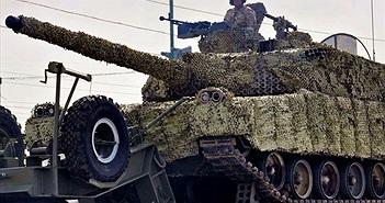 """Bộ sưu tập vũ khí """"tự chế"""" của Iran"""