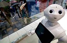"""Nhật Bản ra mắt """"Robot biết yêu"""""""