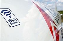 Wifi miễn phí trên máy bay: Giá trên trời