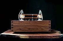 Chiêm ngưỡng bộ nguồn dùng bóng đèn cổ 100 năm tuổi