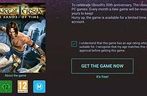 Ubisoft tặng 7 game PC miễn phí từ nay đến cuối năm