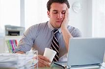 Công việc nhàm chán có thể giết chết não của bạn