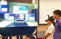 Màn hình ghép chiếu laser đầu tiên trên thế giới ra mắt tại Việt Nam