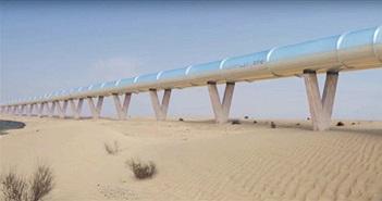 Hyperloop One đề xuất mở tuyến đường ở Anh, biến khoa học viễn tưởng thành hiện thực