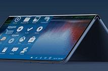 Ngắm ý tưởng thiết kế Surface Note: Smartphone gấp gọn như một quyển sổ