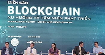 Khoán 10 cho blockchain