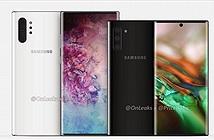 """Galaxy Note 10 lại gây """"choáng"""" với tin đồn có camera 3 khẩu độ"""