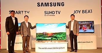 Ấn Độ cấm nhập ti vi Samsung sản xuất tại Việt Nam?