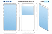 Samsung được cấp bằng sáng chế smartphone 2 màn hình