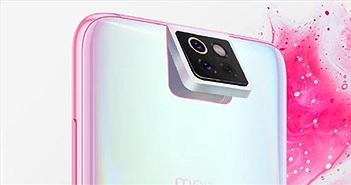 Xiaomi Meitu có cụm 3 camera lật giống Asus ZenFone 6
