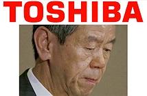 Chủ tịch và phó chủ tịch Toshiba từ chức vì khai vống lợi nhuận