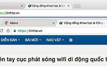 Chrome 52: Material UI cho Mac, bỏ Chrome App Launcher trên Windows
