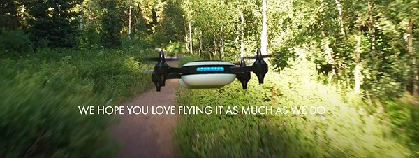 Teal Drone: máy bay drone nhanh nhất thế giới 113km/h, chịu được gió 65km/h, 4GB RAM, giá 1299$