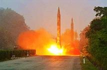 Hốt hoảng cảnh tên lửa Triều Tiên bắn ồ ạt
