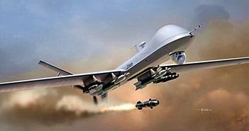 """UAV """"quái thú"""" của Mỹ đã có thể diệt tăng T-90 Nga"""