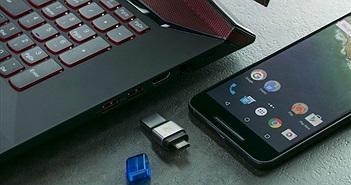 Đã có đầu đọc thẻ nhớ USB Type-C tương thích với Galaxy S8/S8+