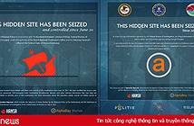 Đóng cửa 2 website giao dịch phi pháp lớn nhất thế giới