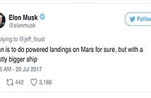SpaceX có lẽ sẽ từ bỏ kế hoạch đưa tàu vũ trụ Dragon lên sao Hoả